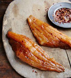 Delacata and Marinated Catfish