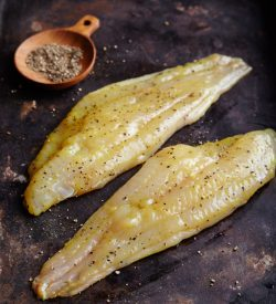 Delacata and Marinated Catfish