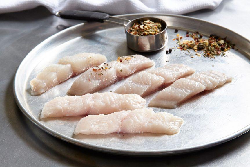 Harvest Select Catfish Strips